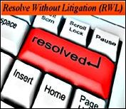 Resolve Without Litigation (RWL) Project Of Perry4Law Organisation (P4LO)